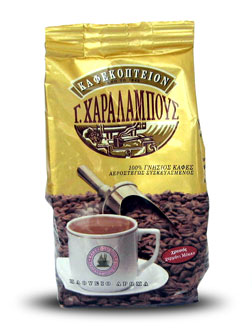 Gold Coffee «CHARALAMBOUS» 500гр.